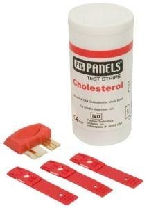 Тест-полоски Кардиочек общий холестерин №25