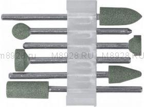 FIT 36925 Шарошки силиконово-карбидные, , набор 6шт