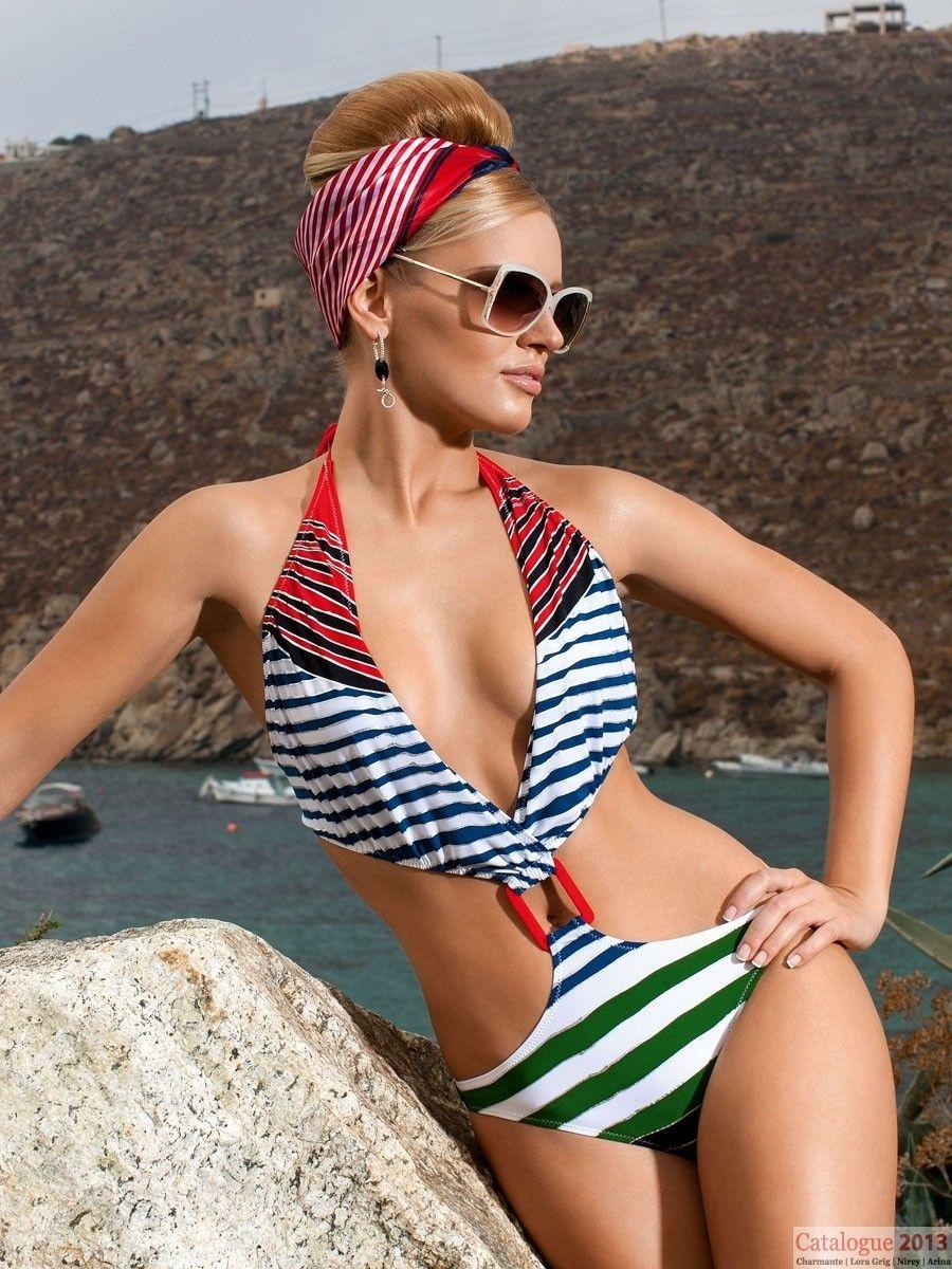 Купальник женский (трикини) Lora Crig WMS041304 LG Selena DSK Lora Grig (купальник Лора Григ)