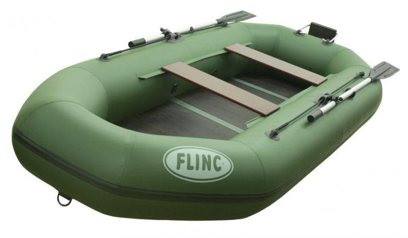 Надувная лодка FLINC F300TL