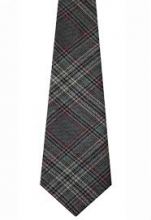 Традиционный шотландский твидовый галстук 100% шерсть , расцветка Плоктон Plockton