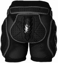 Защитные шорты Blackfire Black Flame