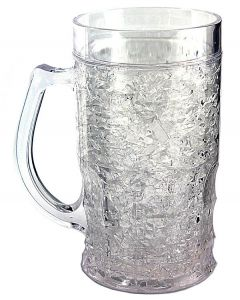 Ледяная Кружка бесцветная