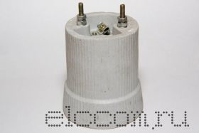 Электропатрон керамический Е-40 (стандарт)