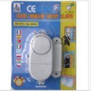 Беспроводная портативная охранная сигнализация   для окон и дверей