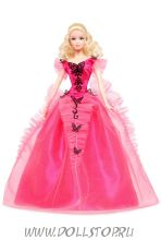Коллекционная кукла Барби Гламурная  Бабочка - Butterfly Glamour Barbie Doll