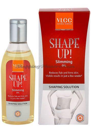 Масло для похудения Шейп Ап VLCC Shape Up Slimming Oil