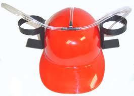 Пивной шлем