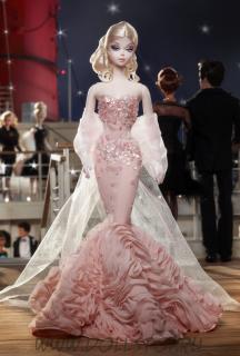 "Коллекционная кукла Барби в платье ""Русалка"" - Mermaid Gown Barbie Doll"