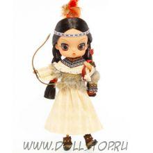 Коллекционная кукла Бьюл Тигровая Лилия - Doll Byul Tiger Lily Disney