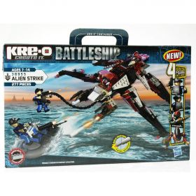 KRE-O Battleship, Вторжение