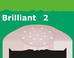 Шлифовальные круги STF D150/16 P120 BR2/100