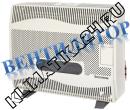Конвектор газовый Hosseven HBS 9/1 V (дымоходный с вентилятором)