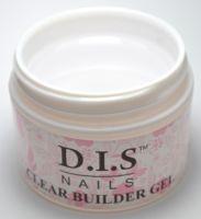 DIS 1-фазный BUILDER CLEAR (прозрачный), 30 грамм