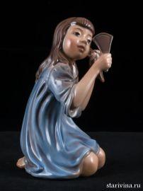 Девочка с зеркалом, Dahl Jensen, Дания