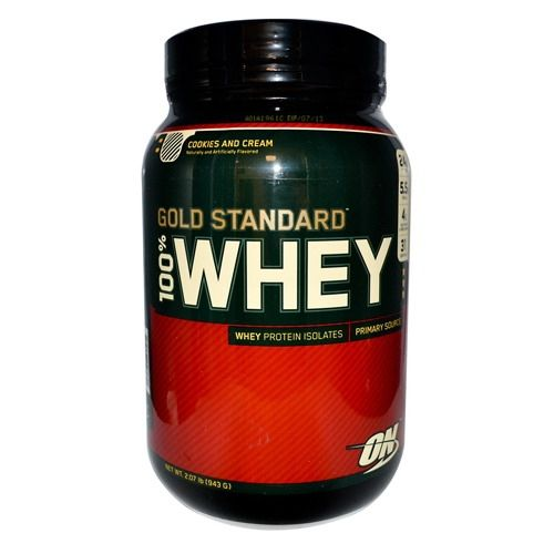 Optimum Nutrition - 100% Whey Gold Standard 0,907 кг