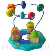 """I'm toy. Развивающая логическая игра """"Лесное озеро"""""""