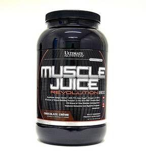 Ultimate Nutrition - Muscle Juice Rev 2600