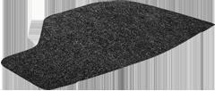 Фетр защитной подошвы EF-LAS-STF-KA 65 10x