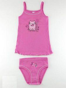 Комплект нижнего белья для девочки К1063 Крокид