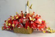 """Букет из конфет №234 """"Новая Аризона"""""""