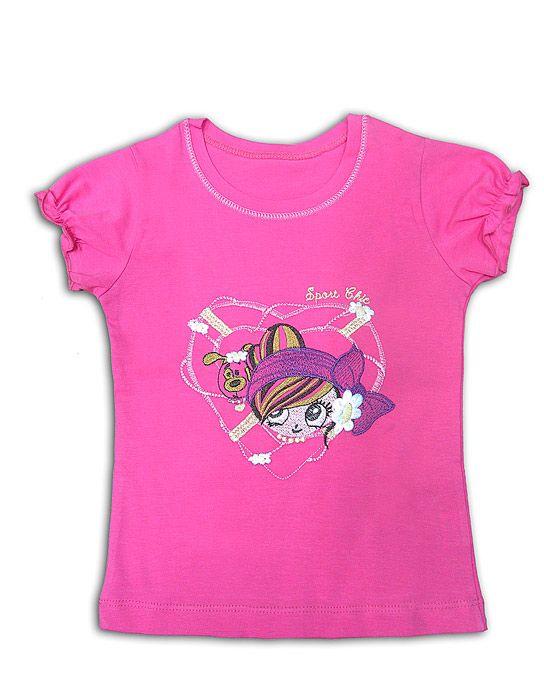 Блуза для девочки Мода