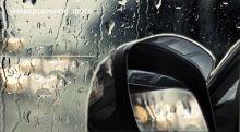Козырьки на боковые зеркала, к-кт на 2012-2014