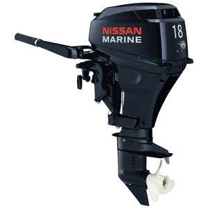 Лодочный мотор Nissan Marine NS 18 E2 S