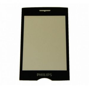Защитное стекло Philips X503 (black)