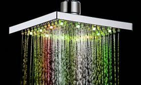 Насадка для душа радуга  (LED)