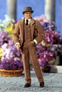 Коллекционная кукла Кен Профессор Генри Хиггинс - Ken Doll as Professor Henry Higgins from My Fair Lady™