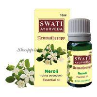 Натуральное эфирное масло Нероли Свати Аюрведа (Swati Ayurveda Neroli Essential Oil)