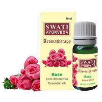 Натуральное эфирное масло Роза Свати Аюрведа (Swati Ayurveda Rose Essential Oil)