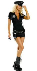 Зротический костюм полицейского