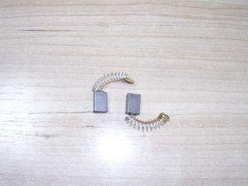 Щетка уг.5*8*12 кр.пятак d=6,2 мм