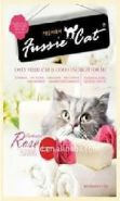 "Fussie Cat ""Роза"" Комкующийся наполнитель (10 л)"