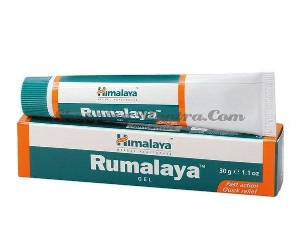 Гель-анальгетик от болей в мышцах и суставах Румалая Хималая | Himalaya Rumalaya Gel
