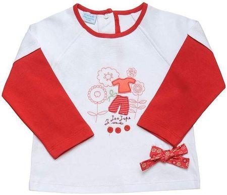 Кофта для девочки с объемным рисунком