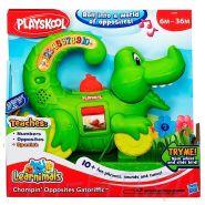 "HASBRO. Playskool. Обучающая игрушка ""Крокодильчик"""