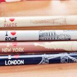 "Гелевая ручка ""I Love Rome"""