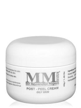 Mene&Moy System Крем после пилинга для жирной кожи