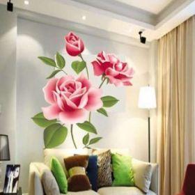 """Стикер на стену """"Розы"""""""