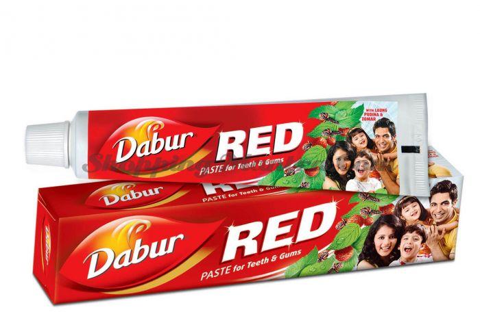 Зубная паста Дабур Ред (Dabur Red Tooth Paste)