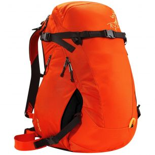 Arcteryx Quintic 38 orange
