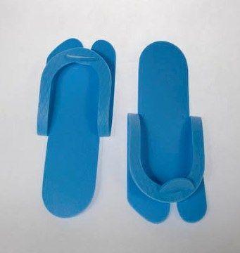 Тапочки -вьетнамки 2 мм. 20 пар