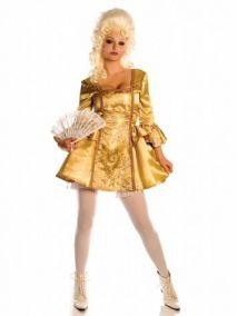 Золотое платье принцессы VIP
