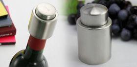 Герметичная вакуумная пробка для бутылок