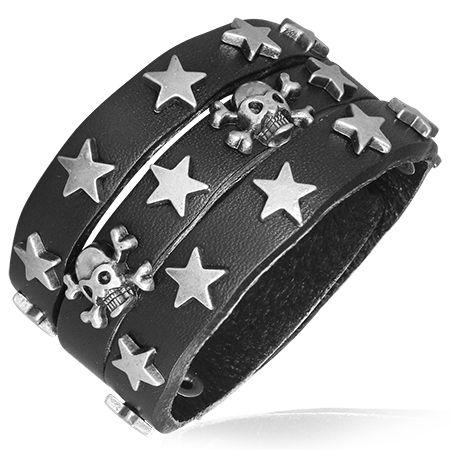 Кожаный браслет LBBL71211