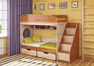 Кровать двухъярусная Легенда-10.3