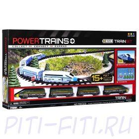 """POWER TRAINS. Набор """"Скоростной поезд"""""""